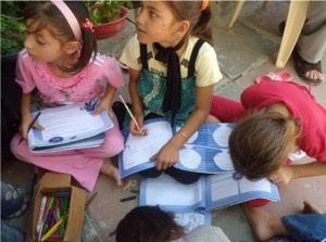 Guided Activity Workbooks help children cope, heal and thrive after disaster.